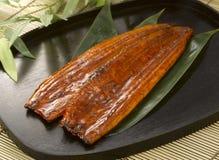 Unagi (enguia) Fotografia de Stock