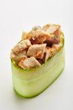 Unagi Gunkan Sushi Stock Images
