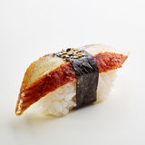 Unagi Nigiri Sushi Royalty Free Stock Photo