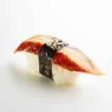 Unagi Nigiri Sushi Stock Photography