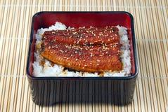 Unagi Rice Stock Photography
