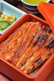 Unagi Rice Royalty Free Stock Photography