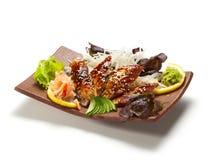 Unagi Sashimi Royalty Free Stock Photos