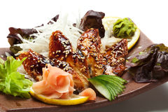 Unagi Sashimi Stock Image