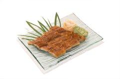 Unagi Sashimi Stockbilder