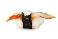 Unagi sushi Stock Photos