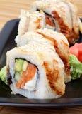 Unagi sushi Arkivfoto