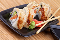 Unagi Sushi Royalty Free Stock Photos
