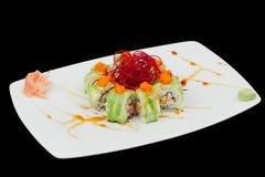 Unagi Sushi Especial Royalty Free Stock Image