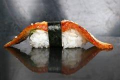 Unagi Sushi Royalty Free Stock Images
