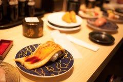 Unagi sushi Royalty Free Stock Image