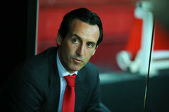 Unai Emery Stock Images