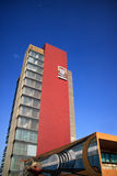 UNAM in Mexico Royalty Free Stock Photography