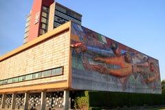 UNAM in Mexico Stock Photos