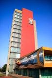UNAM in Mexico Royalty Free Stock Photos
