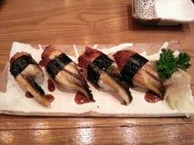 Unangisushi, Japans voedsel, Japan Stock Foto's