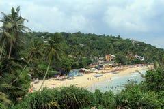 Unawatuna beach Stock Images