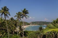 Unawatuna in Sri Lanka Royalty Free Stock Images