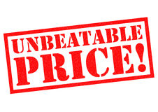 UNBEATABLE PRICE! Royalty Free Stock Images