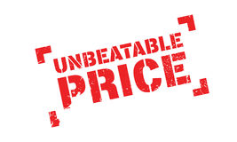 Unbeatable Price rubber stamp Royalty Free Stock Photos