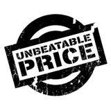 Unbeatable Price rubber stamp Stock Photo