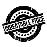 Unbeatable Price rubber stamp Stock Photography