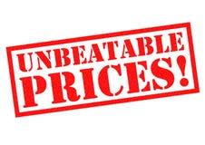UNBEATABLE PRICES! Stock Image