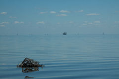 Unbegrenzter Ozean Lizenzfreies Stockfoto