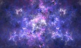 Unbegrenztes Universum lizenzfreie abbildung