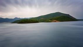 Unbekannte Halbinsel, Griechenland lizenzfreie stockfotografie