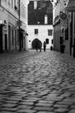 Unbekannte Schattenbilder lizenzfreie stockbilder