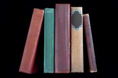 Unbelegte Bücher Stockfoto