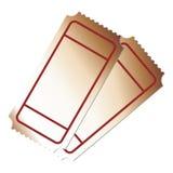 Unbelegte Karten Lizenzfreies Stockbild