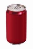 Unbelegte Soda-Dose Lizenzfreie Stockfotografie
