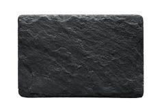 Unbelegte Steinplatte Stockfotos