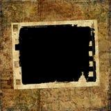 Unbelegter Abbildung-Auszugs-Hintergrund Stockbild