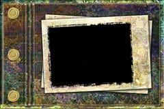 Unbelegter Abbildung-Hintergrund Stockfotos