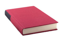 Unbelegtes Buch lizenzfreie stockfotografie