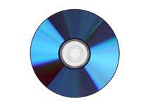 Unbelegtes CD oder DVD Stockbilder