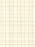 Unbelegtes Papier Stockbild