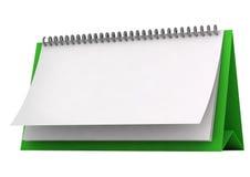 unbelegtes weißes Formular 3d vektor abbildung