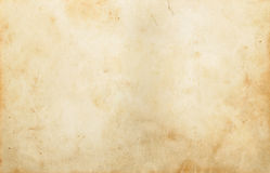 Unbelegtes Weinlesepapier Stockbilder