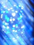 Unbelievable light refraction Stock Image