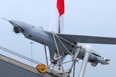 Unbemannte Flugzeuge Stockfoto