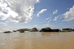 Unberührte Natur in Portugal Lizenzfreie Stockfotos