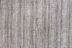 Unbleached linen. The texture of unbleached linen Royalty Free Stock Images