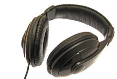 Unbranded headphones Stock Image