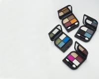 Unbranded makeup και ομορφιά Στοκ φωτογραφία με δικαίωμα ελεύθερης χρήσης