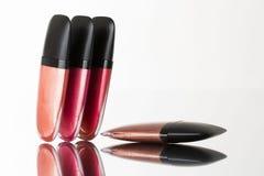 Unbranded makeup Στοκ εικόνα με δικαίωμα ελεύθερης χρήσης