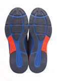 Unbranded man running shoe Royalty Free Stock Photography